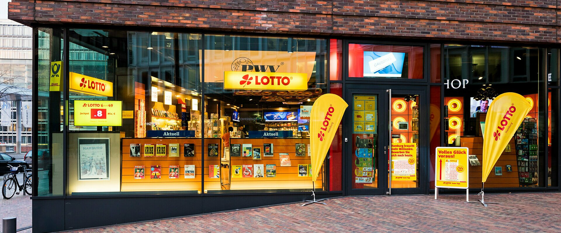 Saint Elmo's, Hamburg, Lotto, Werbeagentur, Cases
